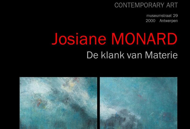 Josiane Monard - De klank van Materie - 2010