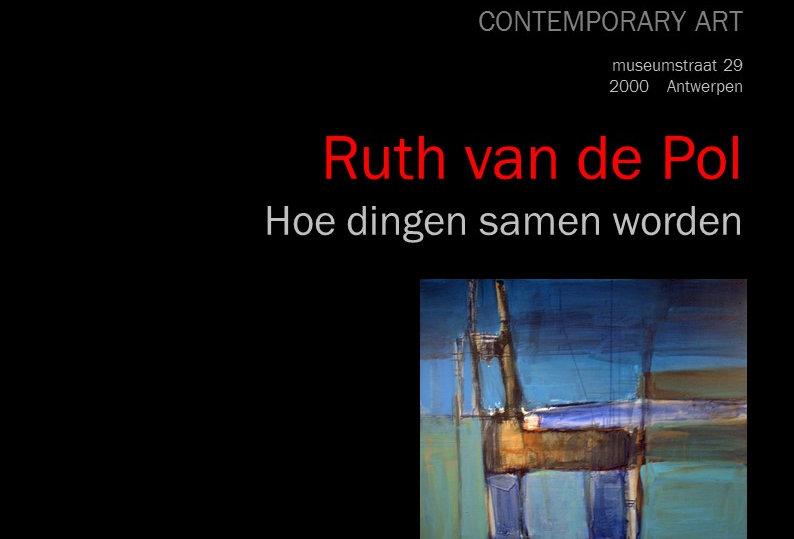 Ruth van de Pol - Hoe dingen samen worden