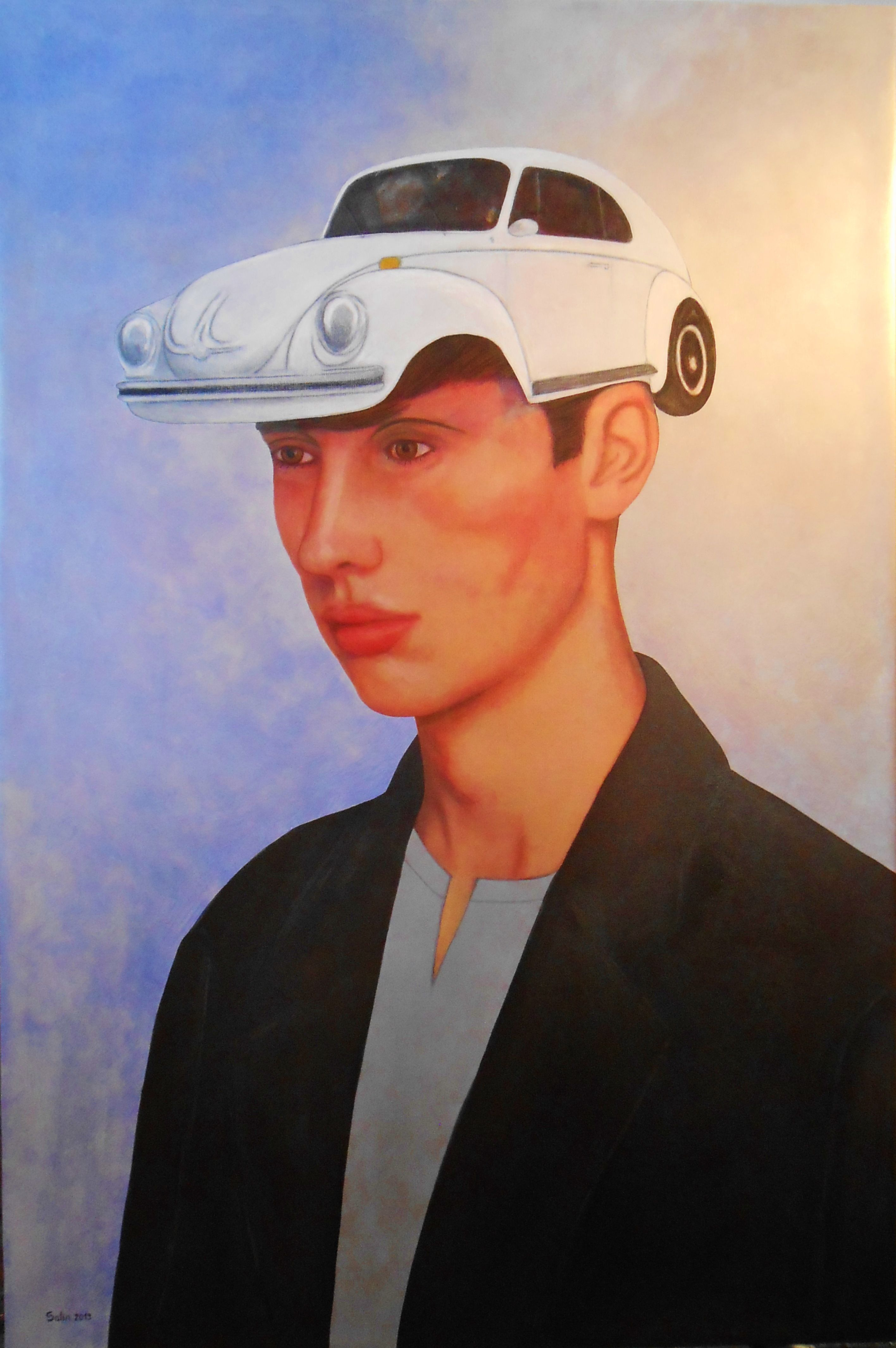 Guy with cap