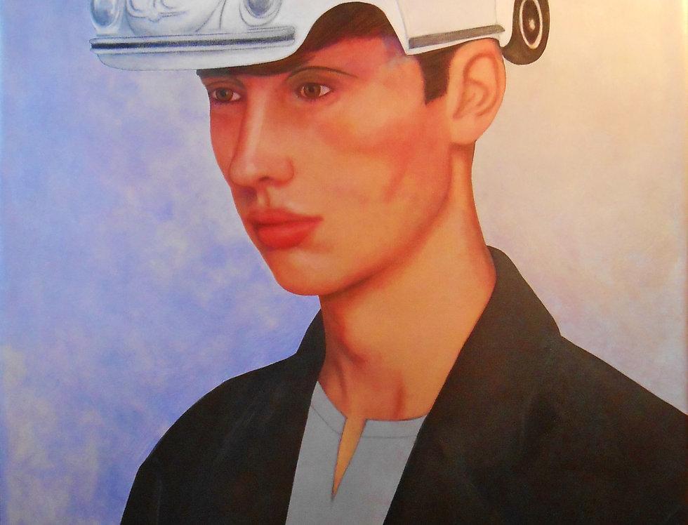 Guy with cap    (Cat N° 6706)