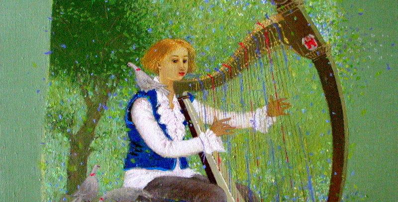 """The Four Seasons"" (Vivaldi-summer)    (Cat N° 5481)"