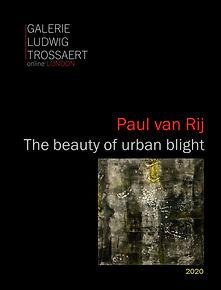 Cover Paul van Rij - The beauty of urban