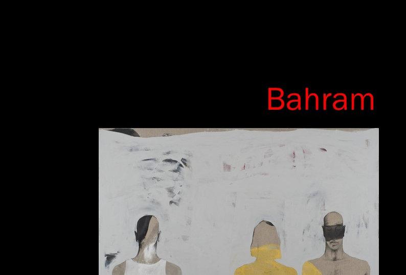 Bahram - at Galerie Ludwig Trossaert New York - 2017