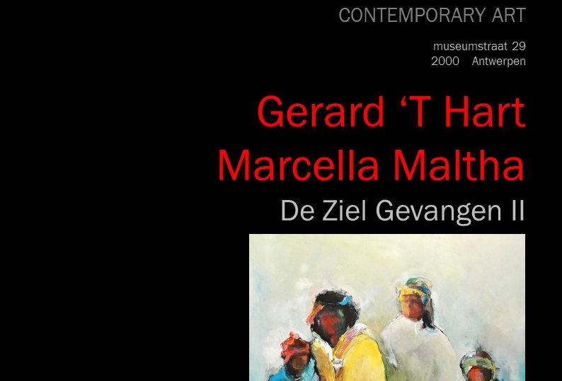 Gerard 'T Hart & Marcella Maltha - De Ziel Gevangen II