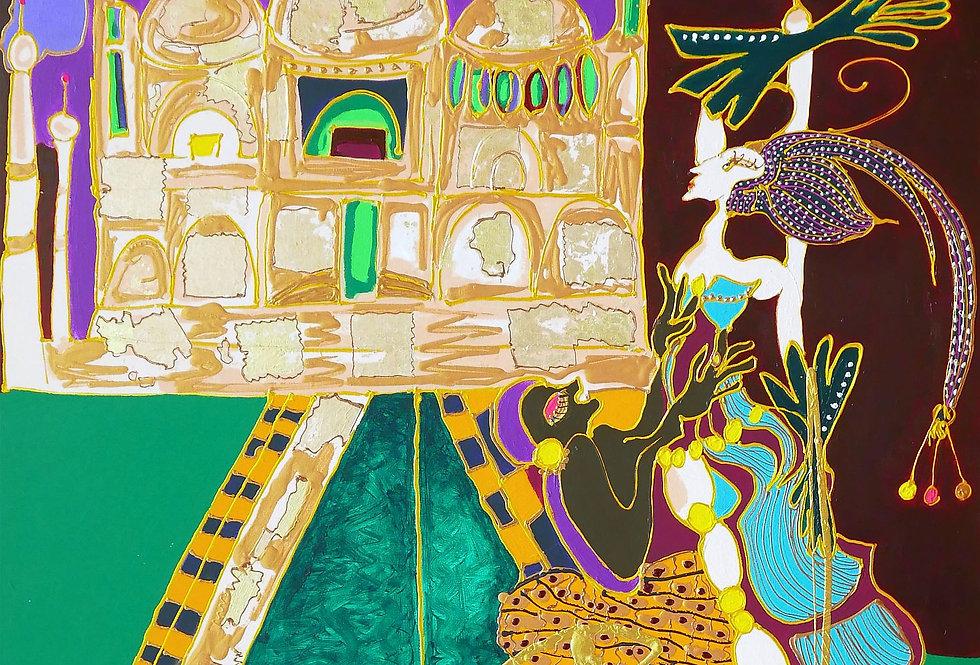 Le Palais de l'Amour    (Cat N° 6749)