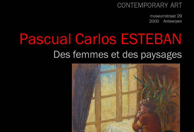 Carlos Pascual Esteban - Des femmes et des paysages