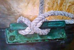 Boot cordage