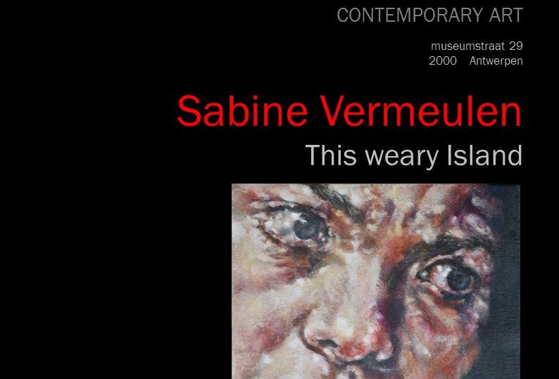 Sabine Vermeulen - This weary Island