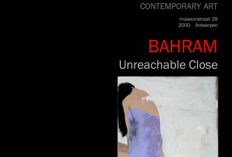 Bahram - Unreachable Close - 2013