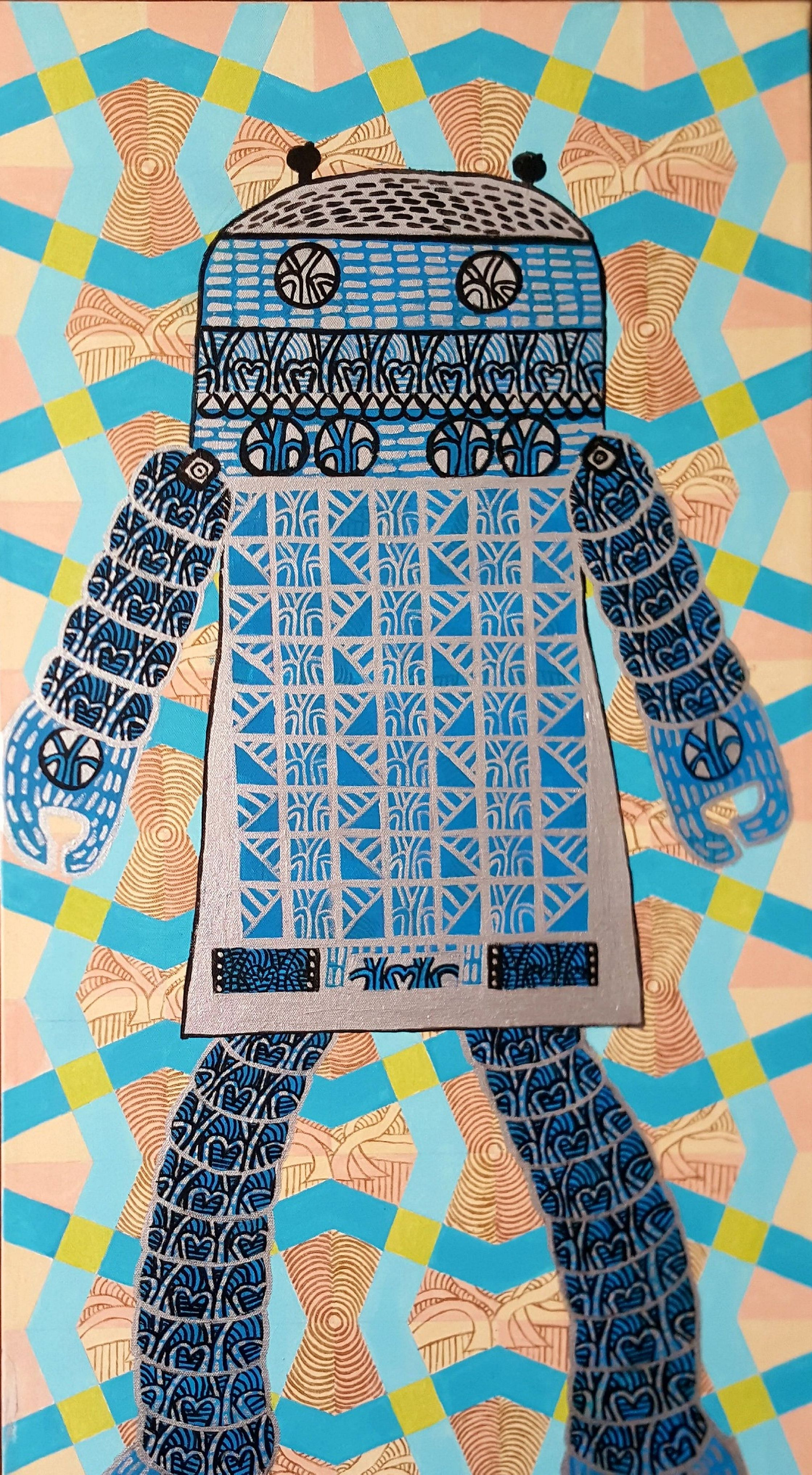 BaumRoboter Alexa