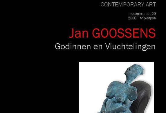 Jan Goossens - Godinnen en Vluchtelingen