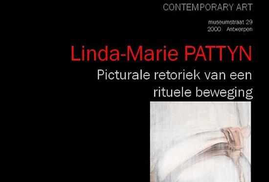 Linda-Marie Pattyn - Picturale retoriek van een rituele beweging - 2012