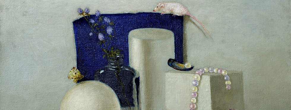 Still life with mouse    (Cat N° 5483)