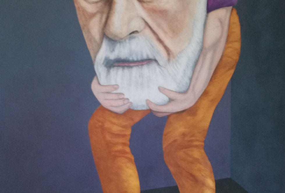 Dr FREUD , now all wrong ?     (Cat N° 5694)