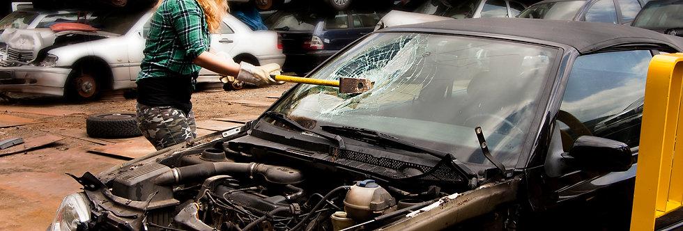 Car Graveyard 4    (Cat N° 6892)