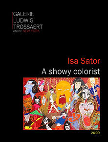 Cover Isa Sator - A showy colorist.jpg
