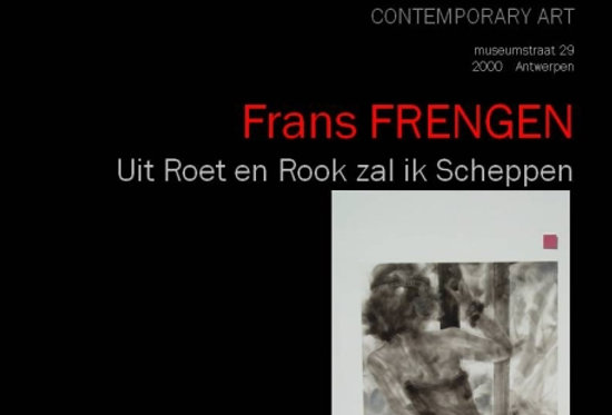 Frans Frengen - Uit Roet en Rook zal ik Scheppen