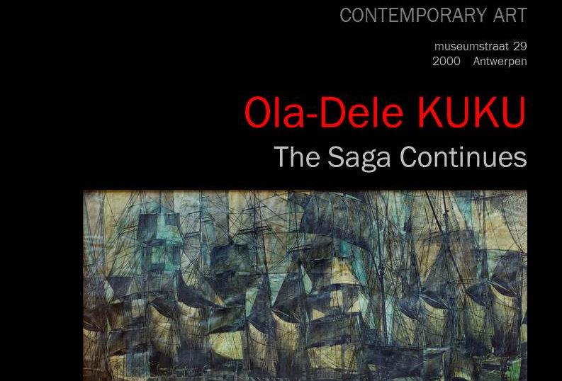 Ola-Dele Kuku - The Saga Continues