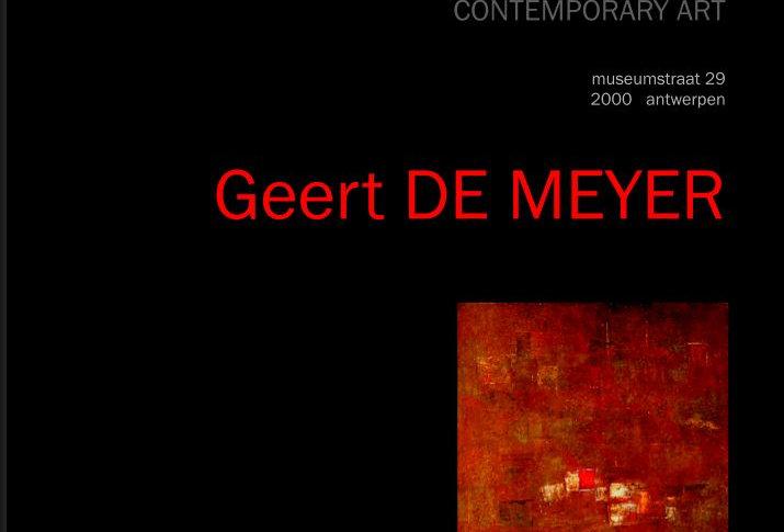 Geert De Meyer