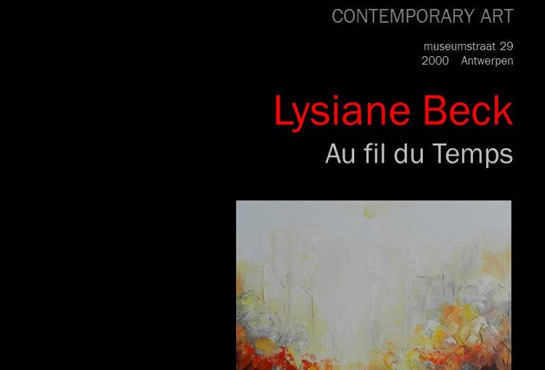 Lysiane Beck - Au fil du Temps