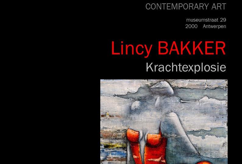 Lincy Bakker - Krachtexplosie - 2014