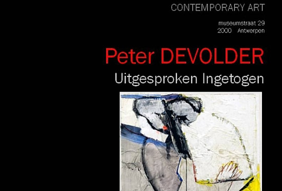 Peter Devolder - Uitgesproken Ingetogen - 2012
