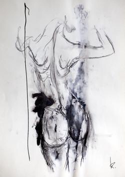 Femme de dos (2)