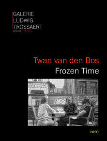 Cover Twan van den Bos - Frozen Time 202