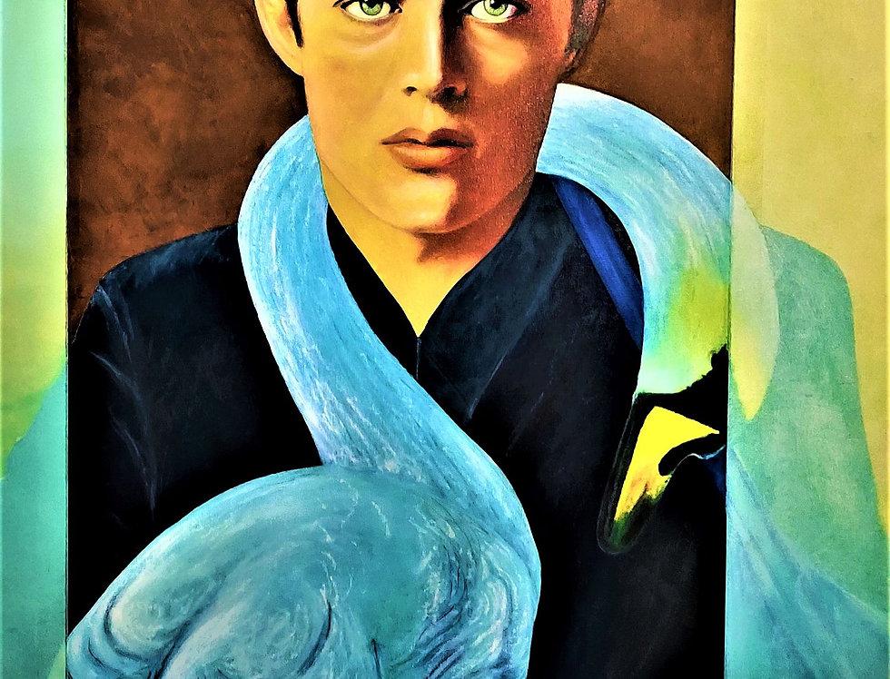 Blue Swan    (Cat N° 7391)
