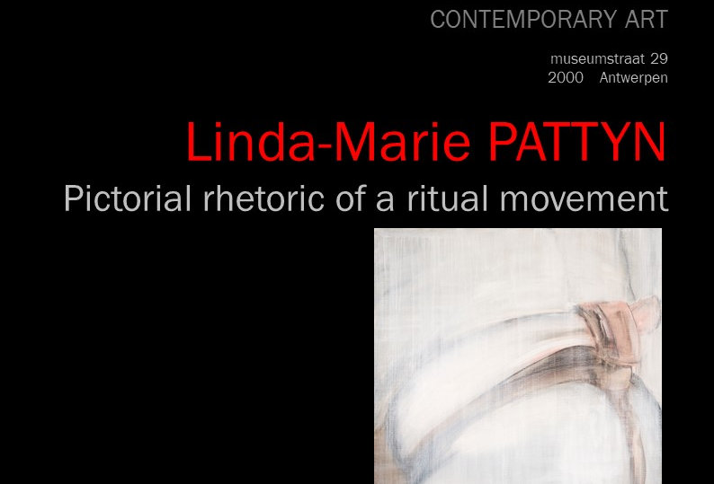 Linda-Marie Pattyn - Pictorial rhetoric of a ritual movement - 2012