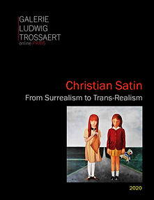 Cover Christian Satin - From Surrealism
