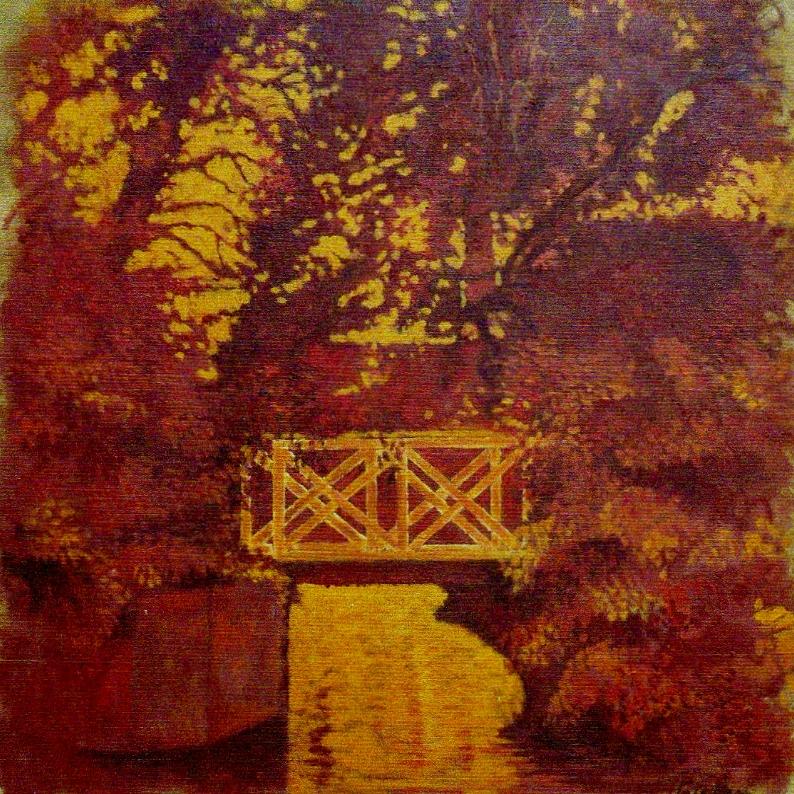 Petit pont rouge