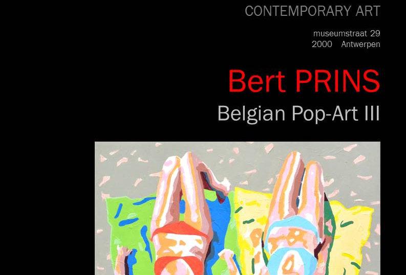 Bert Prins - Belgian Pop-Art III