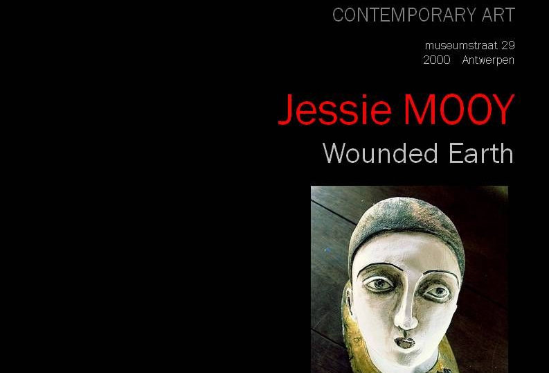 Jessy Mooy - Wounded Earth - 2011