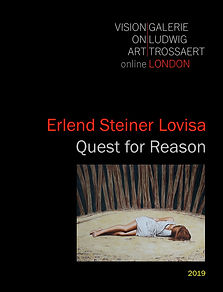 Cover Erlend Steiner Lovisa - Quest for