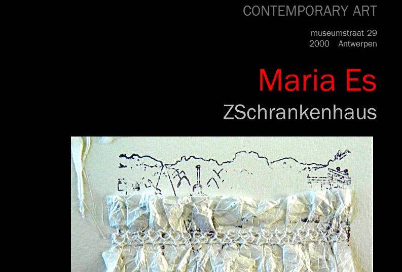 Maria Es - ZSchrankenhaus - 204