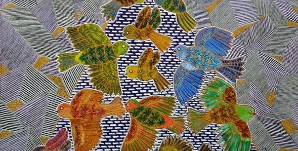 BaumVögel in der Stadt    (Cat N° 6041)