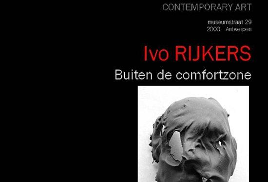 Ivo Rijkers - Buiten de comfortzone - 2010