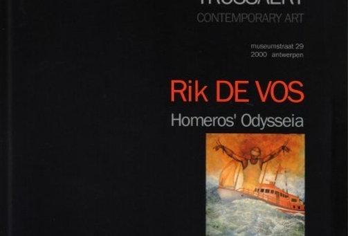 Rik De Vos - Homeros' Odysseia