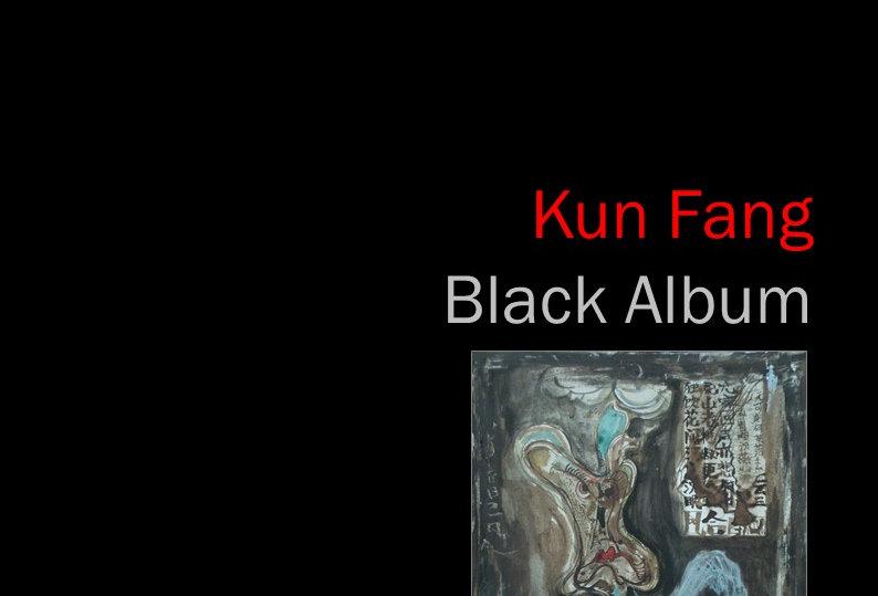 Kun Fang - Black Album - Paris - 2017