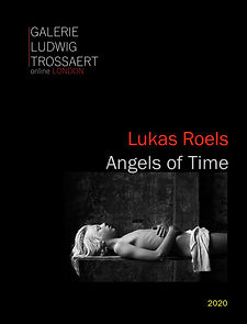 Cover Lukas ROELS - Angels of Time  - 20