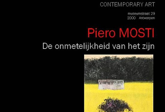 Piero Mosti - De onmetelijkheid van het zijn