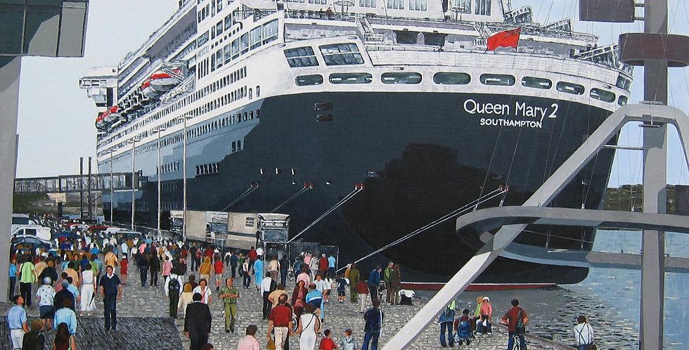Queen Mary 2    (Cat N° 4944)