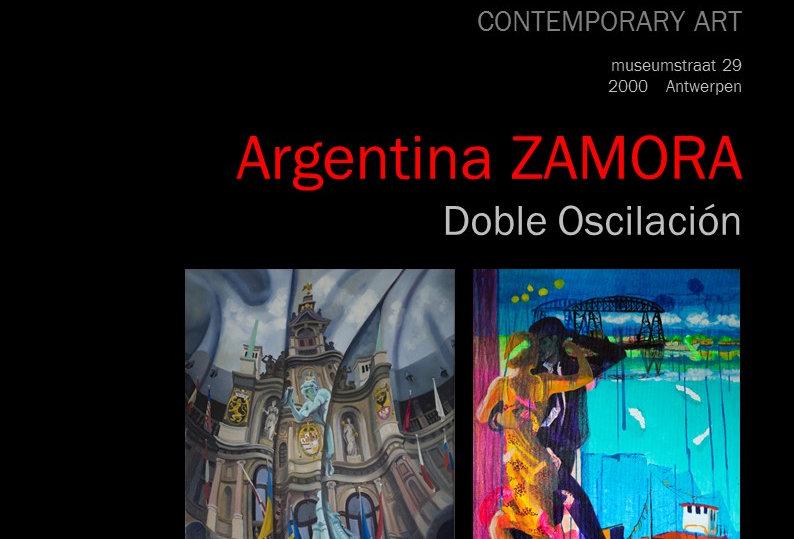 Argentina Zamora - Doble Oscilacion - 2014