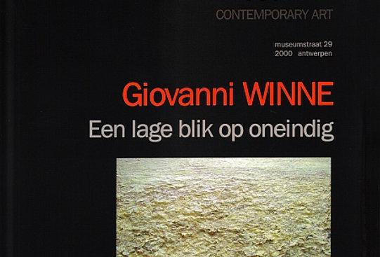 Giovanni Winne - Een lage blik op oneindig