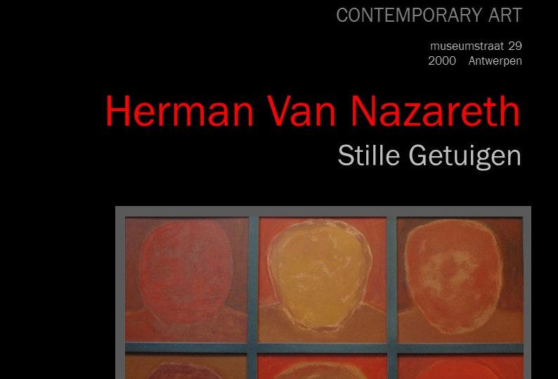 Herman Van Nazareth - Stille Getuigen - 2016