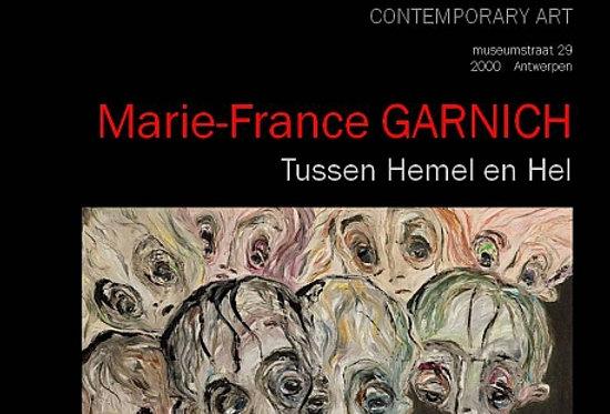 Marie-France Garnich - Tussen hemel en Hel