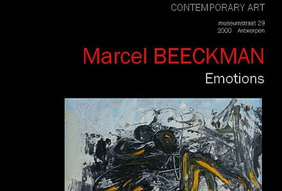 Marcel Beeckman - Emotions - 2012