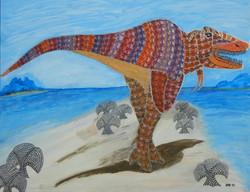 Baum-T-Rex