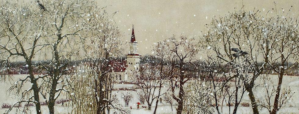 """Snowfall"" (Sniegs)    (Cat N° 5472)"